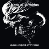 The Sons Of Perdition - Merciless Metal of Perdition - CD-Cover