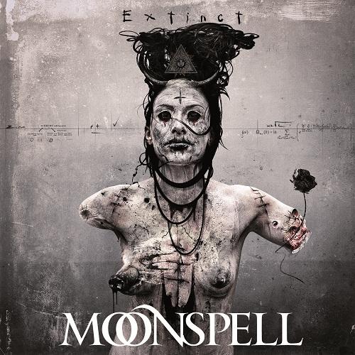 Moonspell - Extinct - Cover