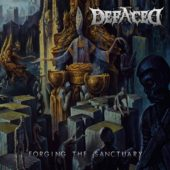 Defaced - Forging The Sanctuary - CD-Cover