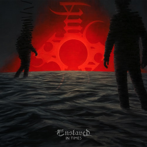 Enslaved - In Times - Cover