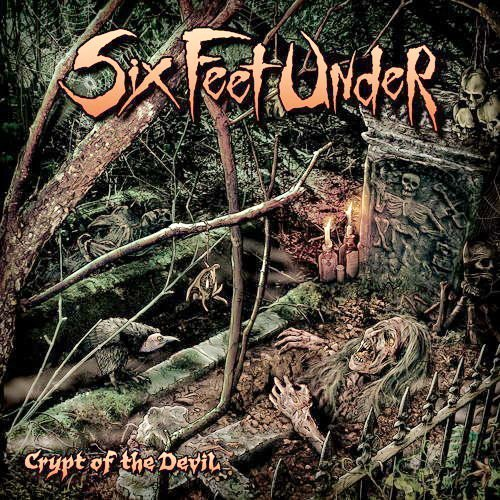 Six Feet Under - Crypt Of The Devil - Cover