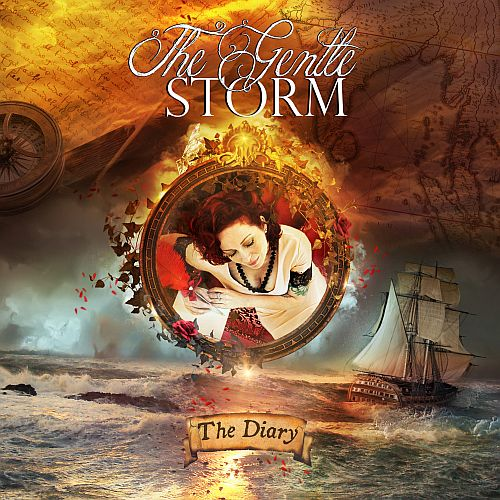 The Gentle Storm - The Diary - Cover