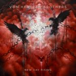 Cover - Von Hertzen Brothers – New Day Rising