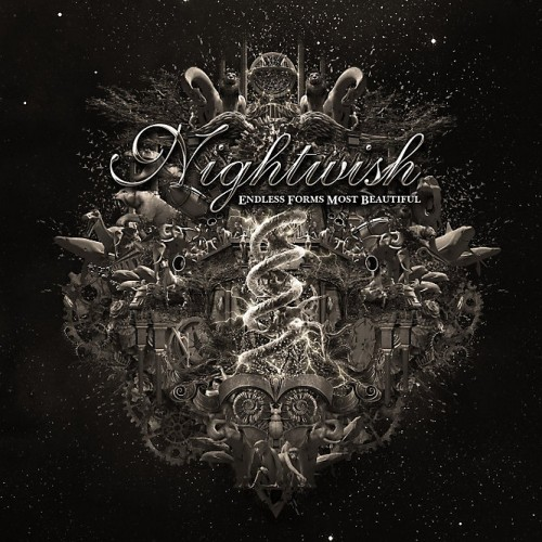 Nightwish - Endless Forms Most Beautiful - Cover