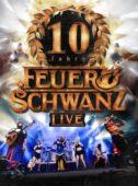 Feuerschwanz - 10 Jahre Feuerschwanz (DVD) - CD-Cover