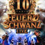 Cover - Feuerschwanz – 10 Jahre Feuerschwanz (DVD)