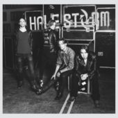 Halestorm - Into The Wild Life - CD-Cover