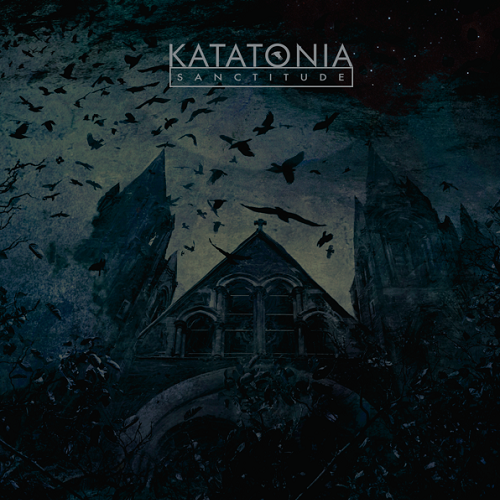 Katatonia - Sanctitude (Live-DVD / -CD) - Cover