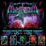 Cover - Magnum – Escape From The Shadow Garden Live 2014
