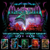 Magnum - Escape From The Shadow Garden Live 2014 - CD-Cover