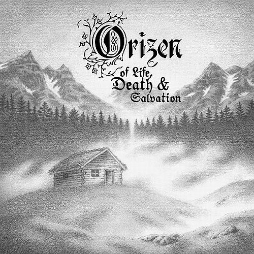 Orizen - Of Life, Death And Salvation - Cover