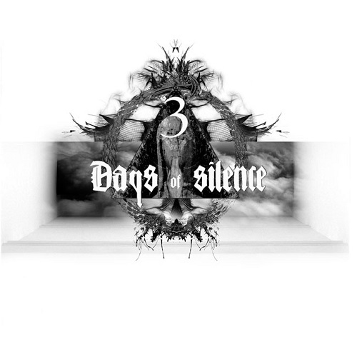 3 Days Of Silence - Sodium / Sulfur - Cover
