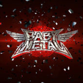 Babymetal - Babymetal - CD-Cover
