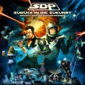 SDP - Zurück in die Zukunst - CD-Cover