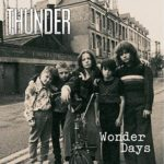 Cover - Thunder – Wonder Days