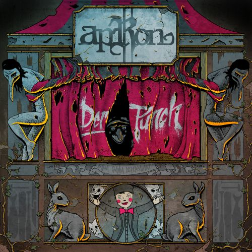 apRon - Der Punch - Cover