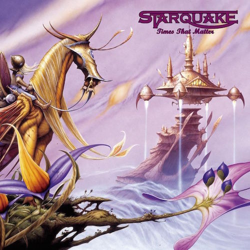 Starquake - Times That Matter - Cover