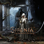 Sirenia - The Seventh Life Path - CD-Cover