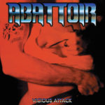 Cover - Abattoir – Vicious Attack (Re-Release)