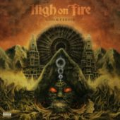 High On Fire - Luminiferous - CD-Cover