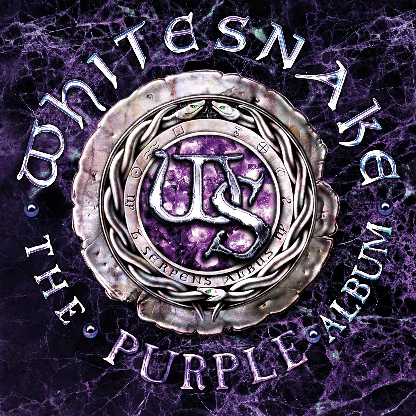 Whitesnake - The Purple Album - Cover