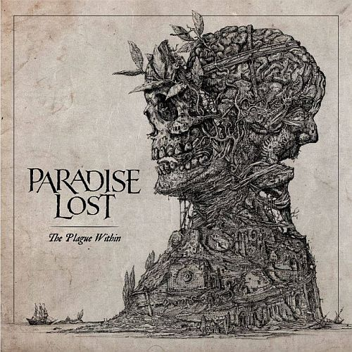 Paradise Lost - The Plague Within - Cover