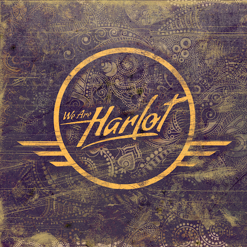 We Are Harlot - We Are Harlot - Cover