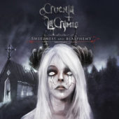 Cruenta Lacrymis - Sweetness & Blasphemy - CD-Cover