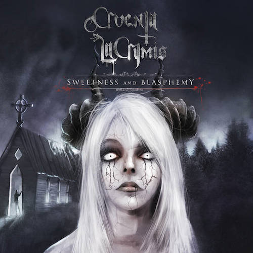 Cruenta Lacrymis - Sweetness & Blasphemy - Cover