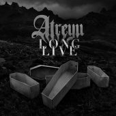 Atreyu - Long Live - CD-Cover