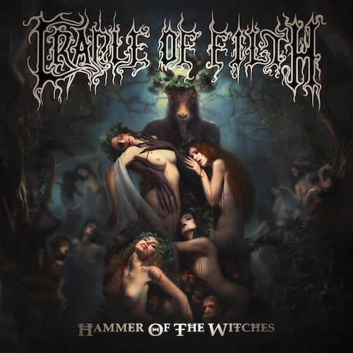 Cradle Of Filth - Hammer Of The Witches - Cover