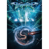 Dragonforce - In The Line Of Fire - CD-Cover
