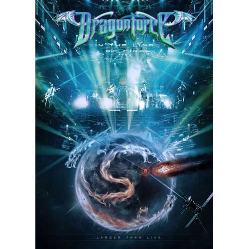 Dragonforce - In The Line Of Fire - Cover