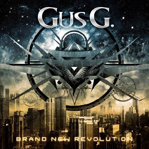 Gus G. - Brand New Revolution - Cover