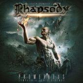 Luca Turilli´s Rhapsody - Prometheus, Symphonia Ignis Divinus - CD-Cover