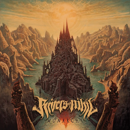 Rivers Of Nihil - Monarchy - Cover