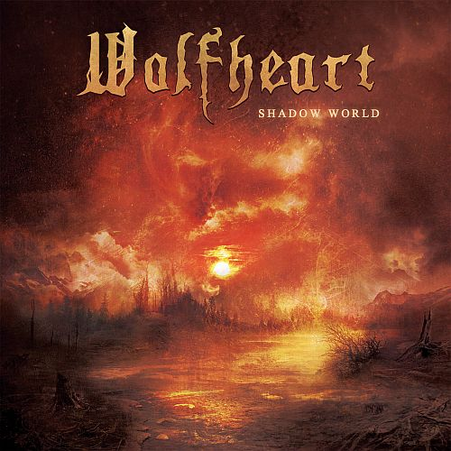 Wolfheart - Shadow World - Cover