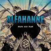 Alfahanne - Blod Eld Alfa - CD-Cover