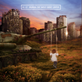 K.I.Z. - Hurra die Welt geht unter - CD-Cover