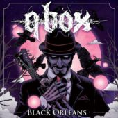 q-box - Black Orleans - CD-Cover