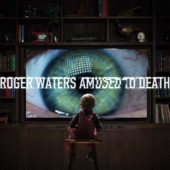 Roger Waters - Amused To Death - CD-Cover