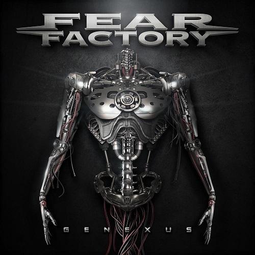 Fear Factory - Genexus - Cover