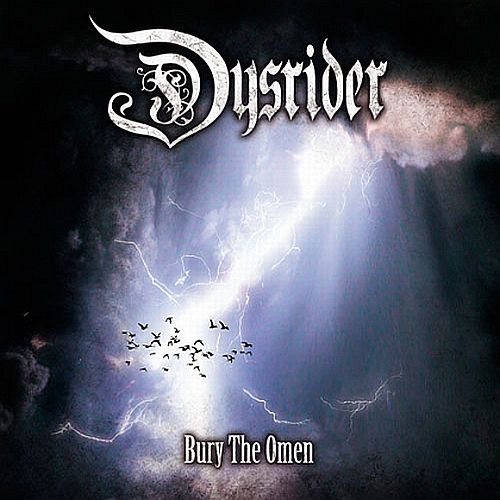 Dysrider - Bury The Omen - Cover
