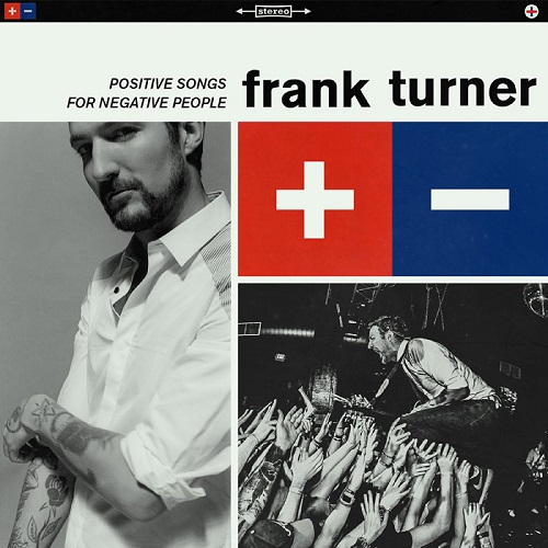 Frank Turner - Positive Songs For Negative People - Cover