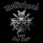 Motörhead - Bad Magic - CD-Cover