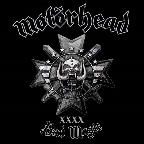 Motörhead - Bad Magic - Cover