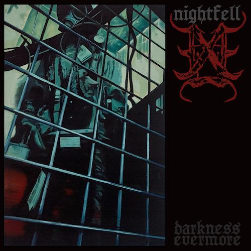 Nightfell - Darkness Evermore - Cover