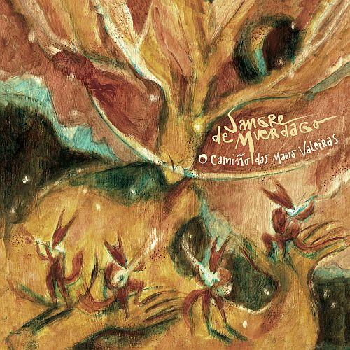 Sangre De Muerdago - O Camiño Das Mans Valeiras - Cover