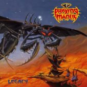 Praying Mantis - Legacy - CD-Cover