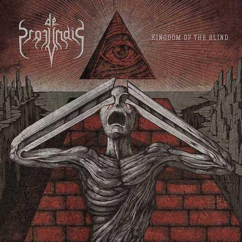De Profundis - Kingdom Of The Blind - Cover